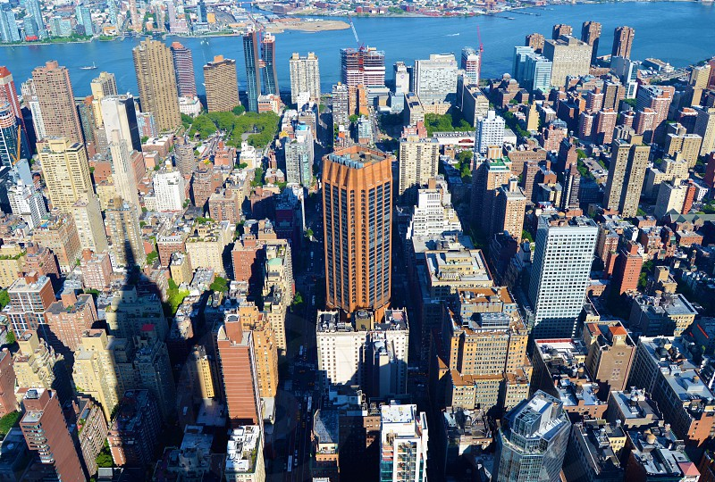 New York buildings architecture  photo