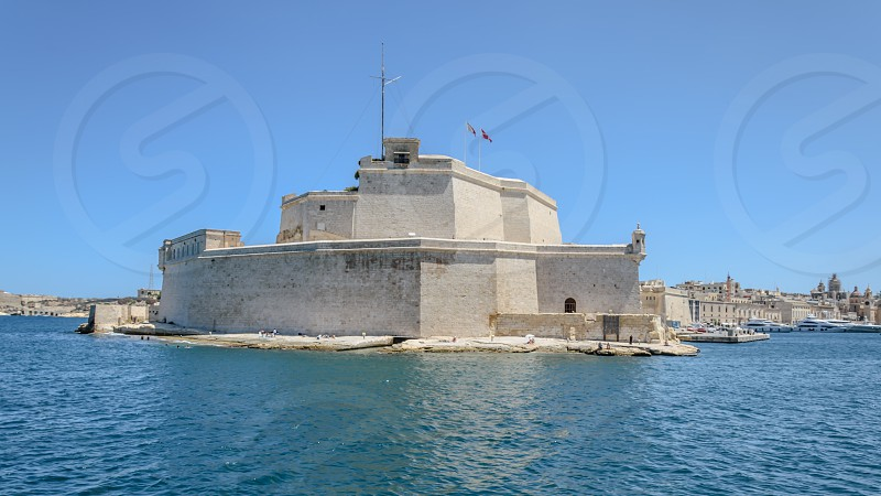 Fort St. Angelo - Valletta photo