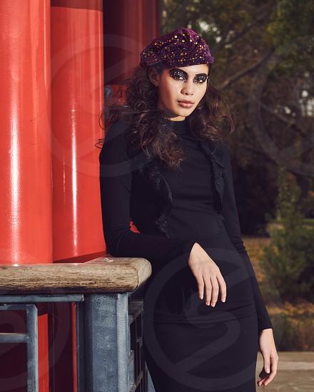 The Autumn Djinn Part 2 of a seasonal series in memory of Fahmeena Rahman.   Photography & Retouching: Avel Shah  Creative Direction Makeup and Styling: Faz Rahman  Model: Anita Morris (Model Students)  Hair Stylist: Sarah Ganley photo