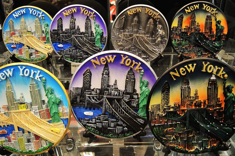 new york souvenir items photo