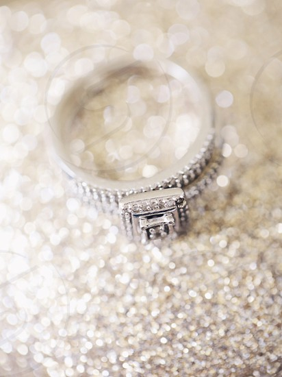 silver ring photo