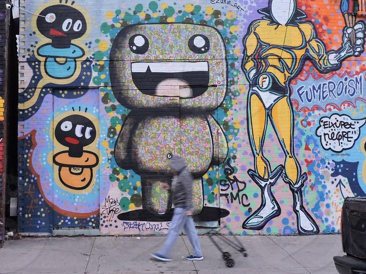 Corona Qns Street Art photo