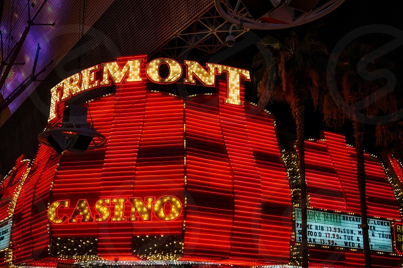 Fremont Casino in Las Vegas Nevada photo