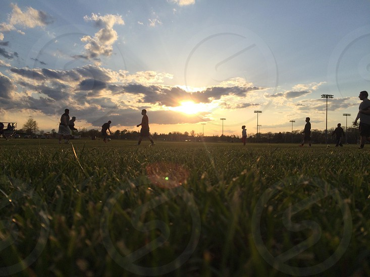 Soccer game! photo