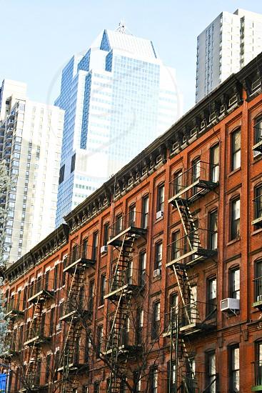 New York Buildings photo