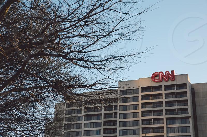 CNN building - Atlanta photo