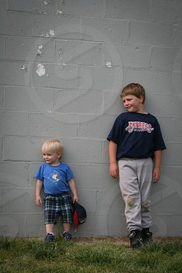 baseball big brother photo