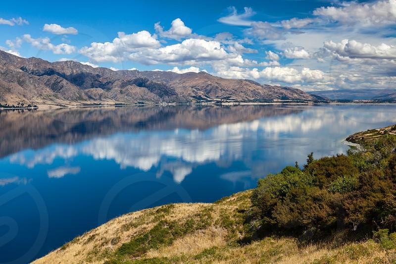 Lake Hawea photo