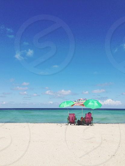 Tropical tropics Florida relax beach ocean photo
