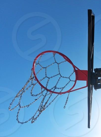 playground basketball photo