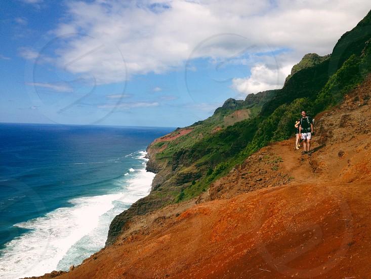 Hiking Travel Hawaii photo