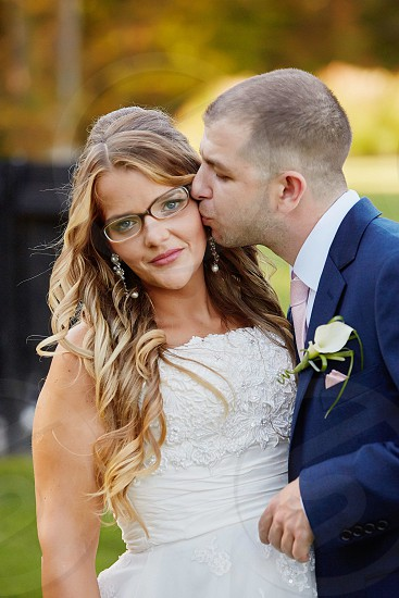 Bride and groom wedding day true love happy sweet love the day best day ever photo