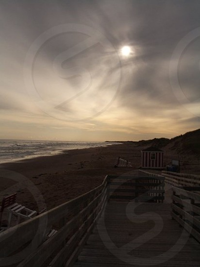 Sunrise in Prince Edward Island photo