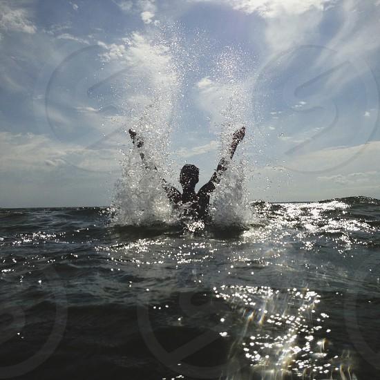 I love celebrating life. photo