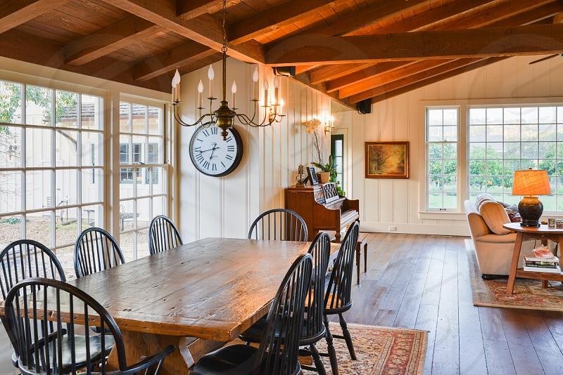 home design decor interior window wood house photo