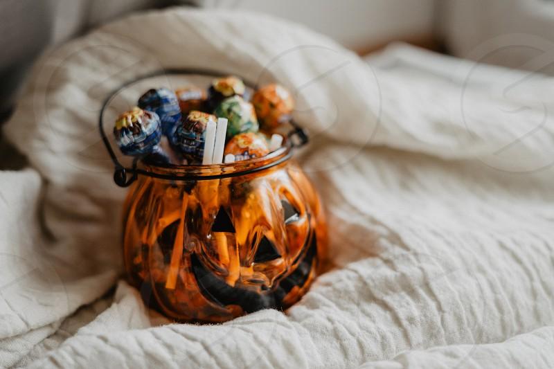 Pumpkin for halloween photo