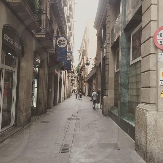 Las Ramblas Barcelona  photo