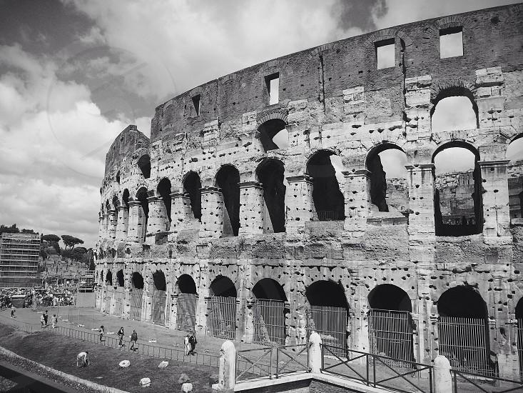 Colosseum Roma  photo