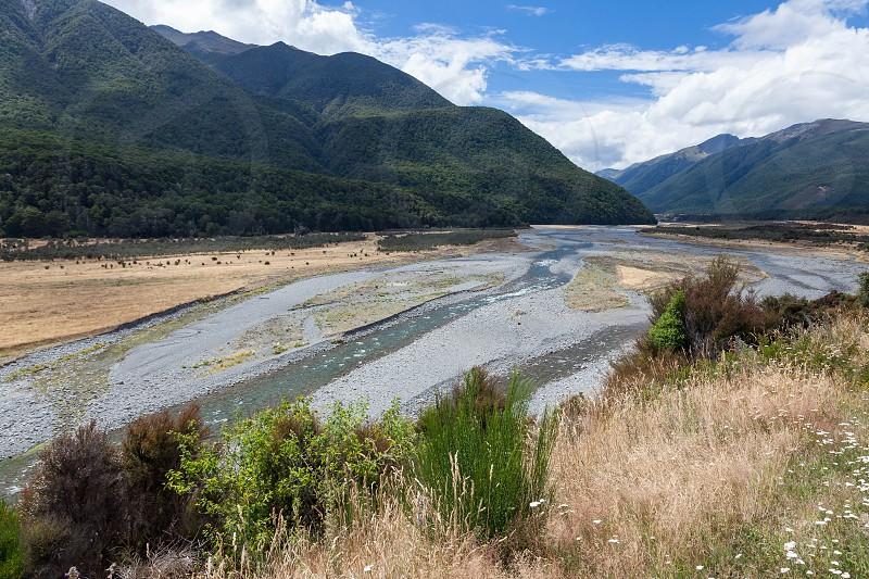 Maruia River photo