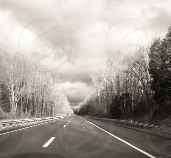 Interstate 64 in Richmond VA photo