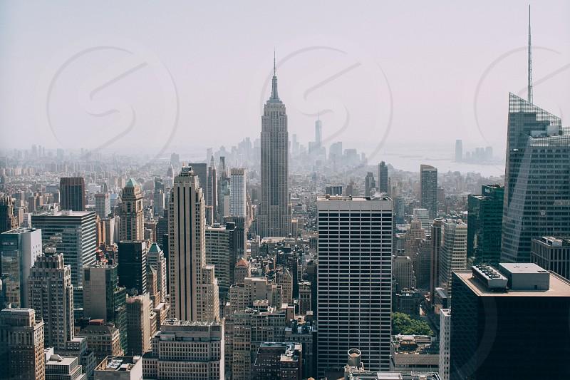 New York city USA photo