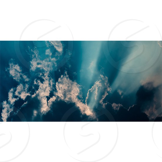 #cloud #abstract #heaven #fineart #sunflare photo