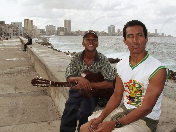 #cuba #malecon #travel #havana #people #city #urban #streetlife photo