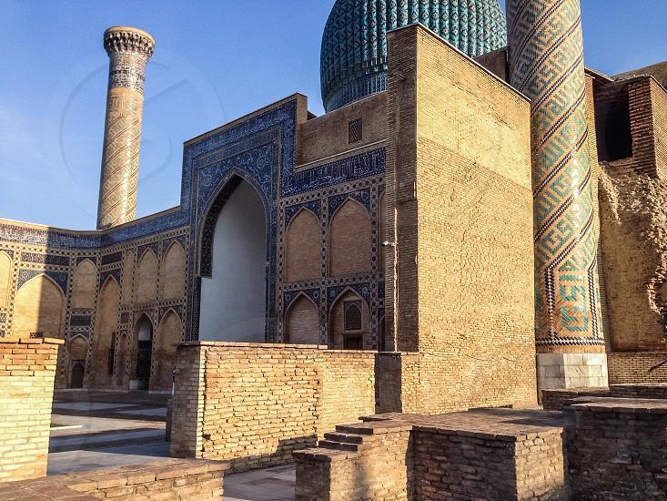 Samarkand. Uzbekistan.  photo