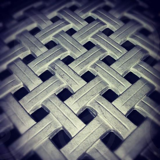 Lines cross photo