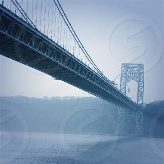 George Washington Bridge. NYC. photo