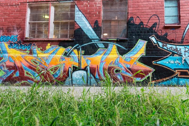 street art graffiti photo