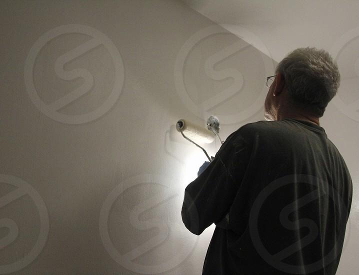 Wall painting photo