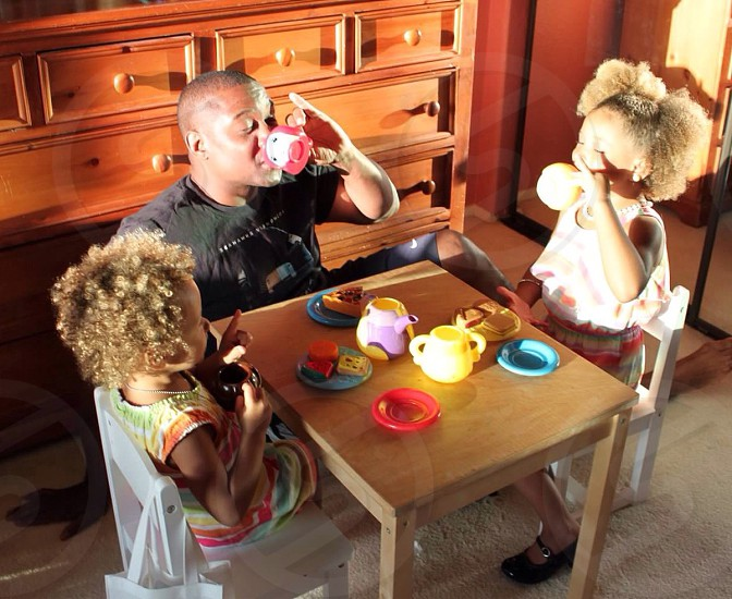 Daddy Tea Time photo