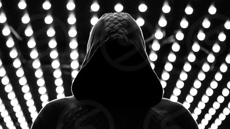 Majslef dark b&w blackandwhite dark mystery mysterious dole assasin modern fashion  photo