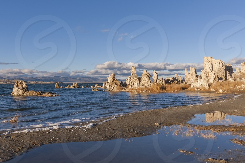 Mono Lake California photo