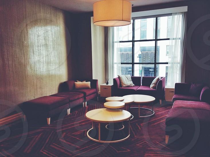 Burgundy Lounge  photo