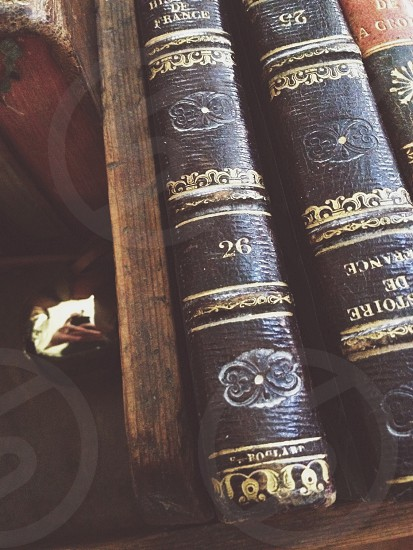 Antique Books photo