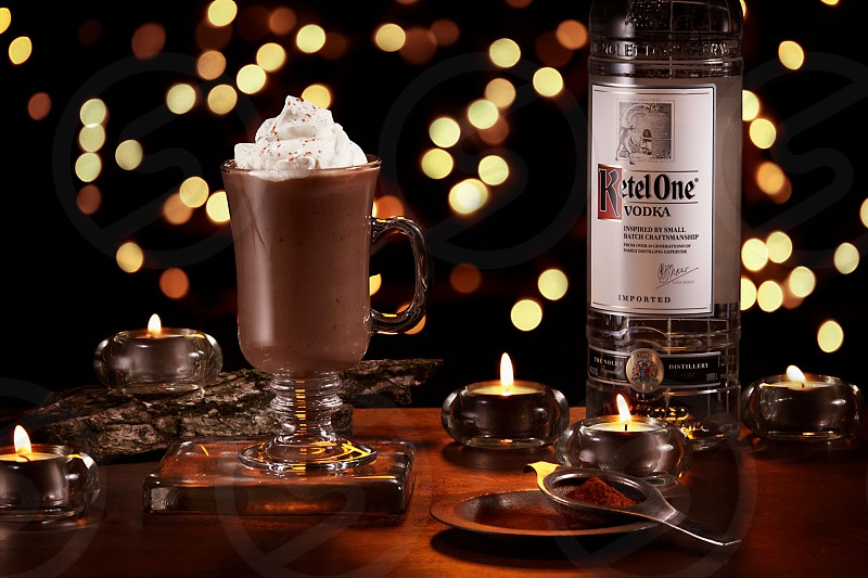 ketel one campaign photo