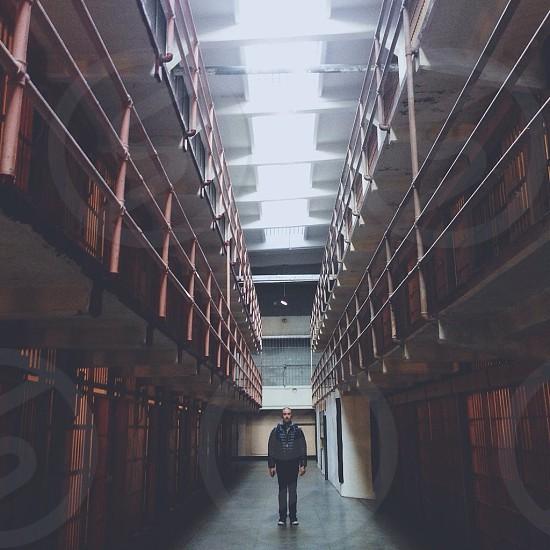 Alcatraz Prision  photo