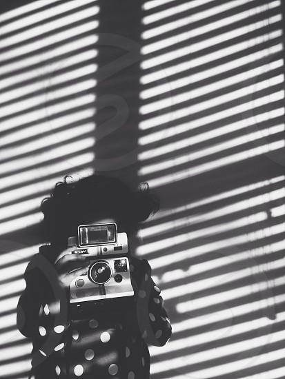 silvre vintage camera photo