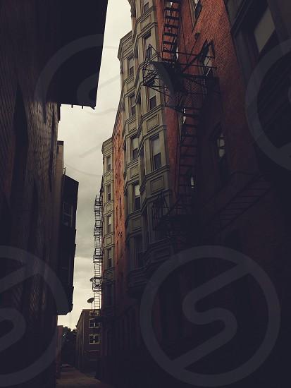 Alley views.  photo