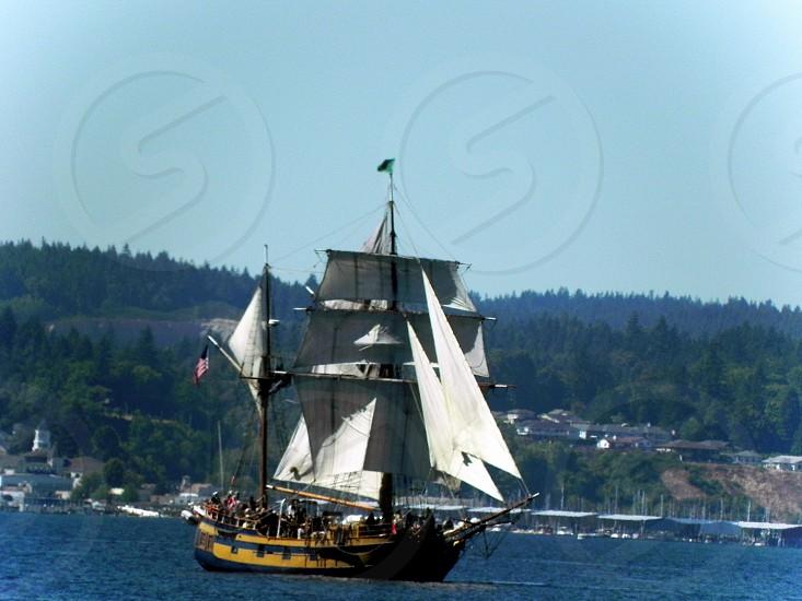 Sailing Along photo