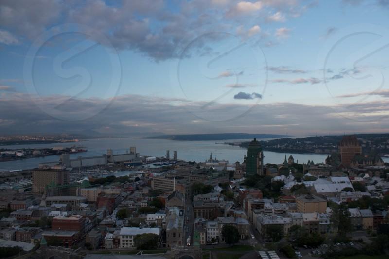 Quebec City.  photo