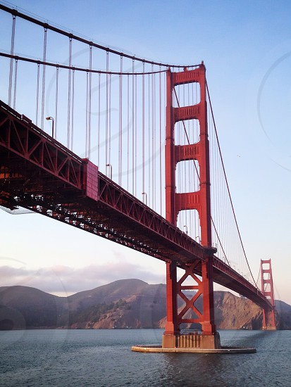 Golden Gate Bridge San Francisco CA photo