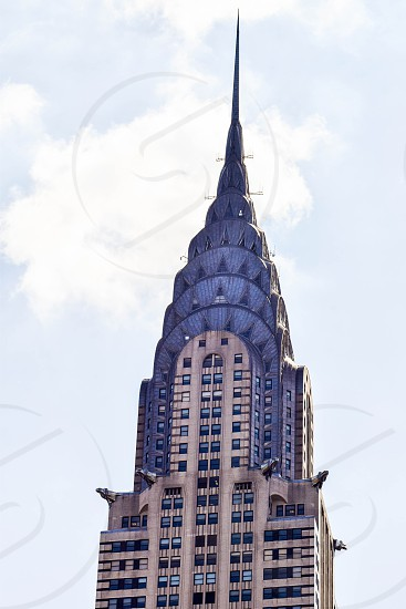 Chrysler Building New York City photo