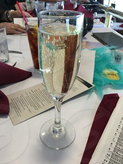 Happyhour; champagne; sparklingwine favoritedrink  photo