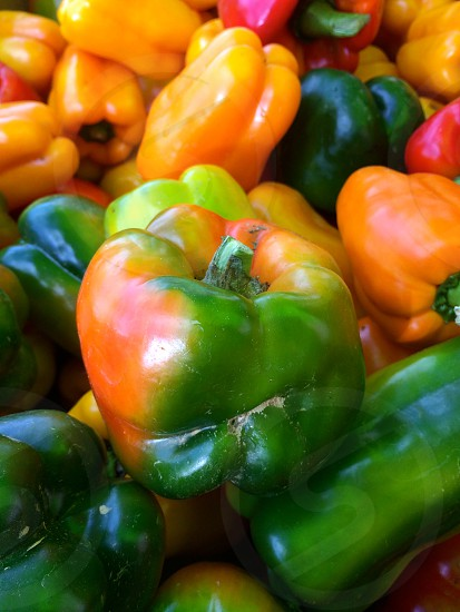 Farmer's Market Peppers photo