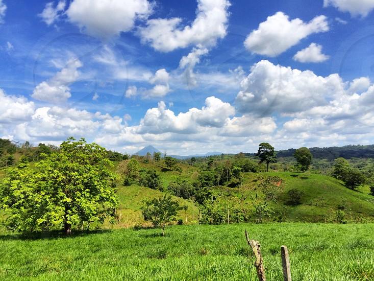 Arenal Volcano Costa Rica photo