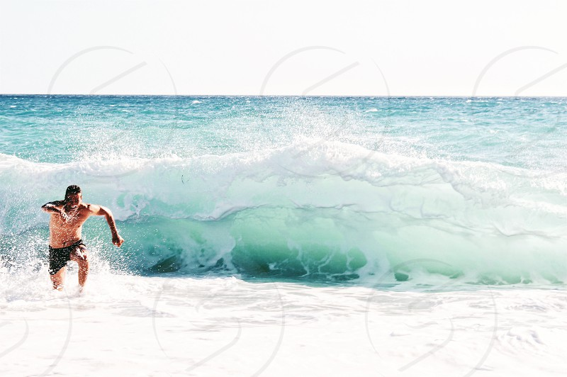 Triopetra beach Crete GreecewavesGreece  photo