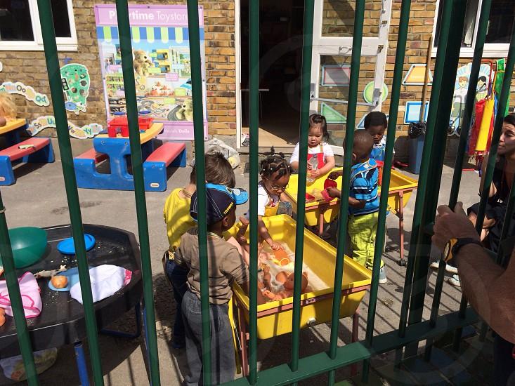 Nursery in London photo